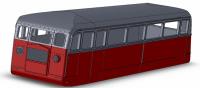 Modèle 3D du De Dion NC/NC