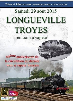 Affiche Longueville-Troyes 2015